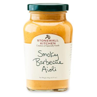 Smoky Barbecue Aioli, Stonewall Kitchen, 304g