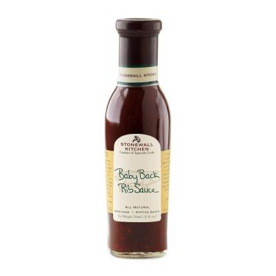 Baby Back Rib Sauce, Stonewall Kitchen, 330ml