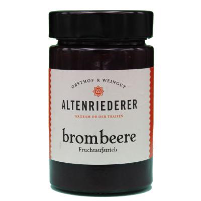 Brombeere Fruchtaufstrich, Altenriederer, 200g