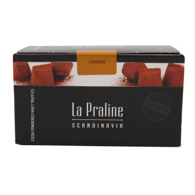 Chocolate Truffles Caramel, La Praline, 200g
