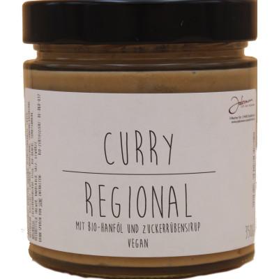 Curry Regional, 3/4 Vegan, 350g