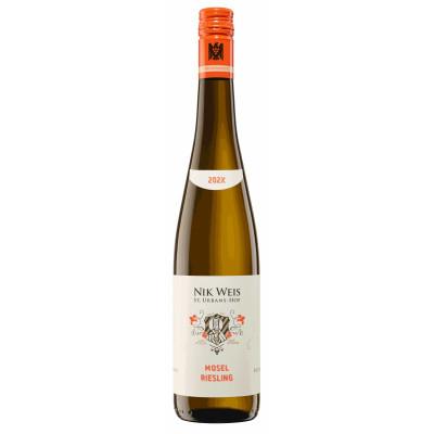 Riesling Mosel Gutswein weiß 2020, Nik Weis, Mosel, 0,75l