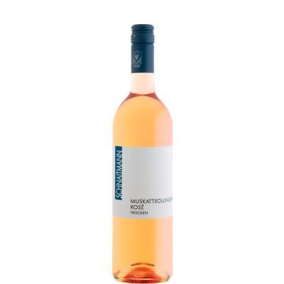 Muskattrollinger Rosé 2019, Rainer Schnaitmann, Württemberg, 0,75l