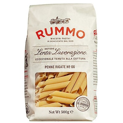 Penne Rigate No. 66, Rummo, 500g