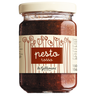 Pesto Rosso, La Gallinara, 130g