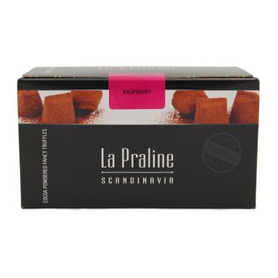 Chocolate Truffles Raspberry, La Praline, 200g