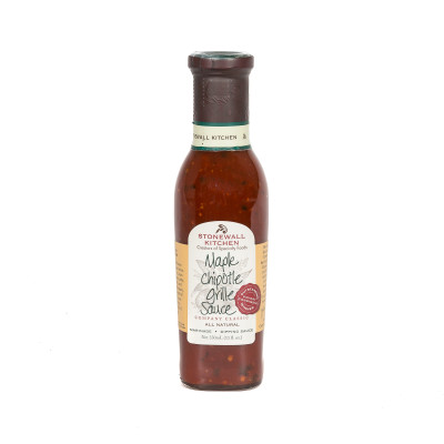 Maple Chipotle Grille Sauce, Stonewall Kitchen, 330ml