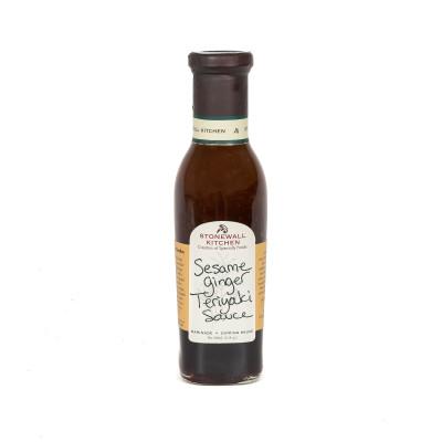 Sesame Ginger Teriyaki Sauce, Stonewall Kitchen, 290g