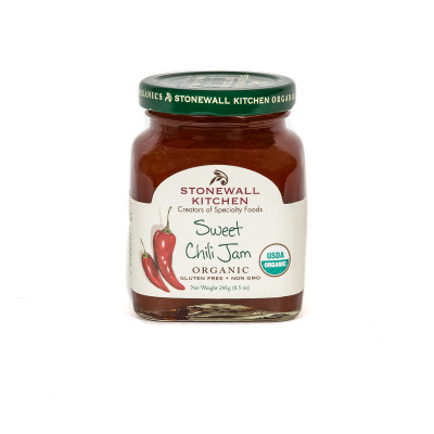 Sweet Chili Jam, Stonewall Kitchen, 241g