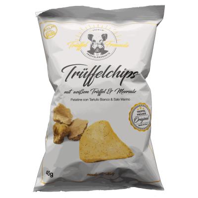Trüffelchips mit weißem Trüffel, Trüffel-Freunde, 45g
