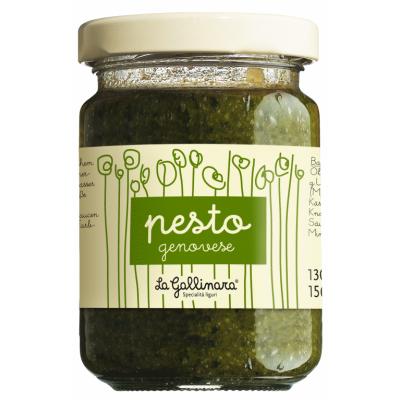 Pesto Genovese, La Gallinara, 130g