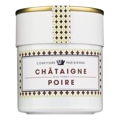 Châtaigne et Poire, Confiture Parisienne, 250g