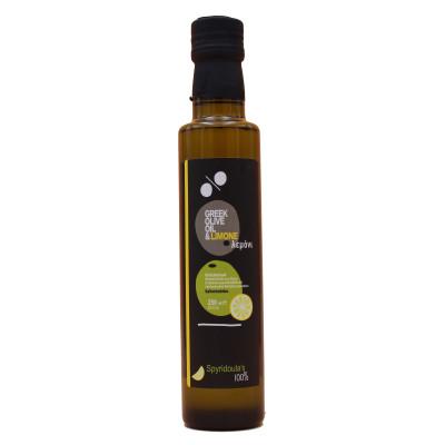 100% Greek Olive Oil & Limone, Spyridoula Kagiaoglou, 250ml